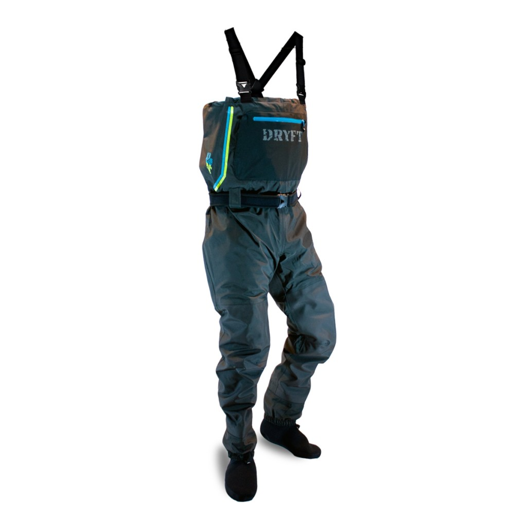 Built in storage of the dryft s13 fishing waders enough for Fishing waders reviews