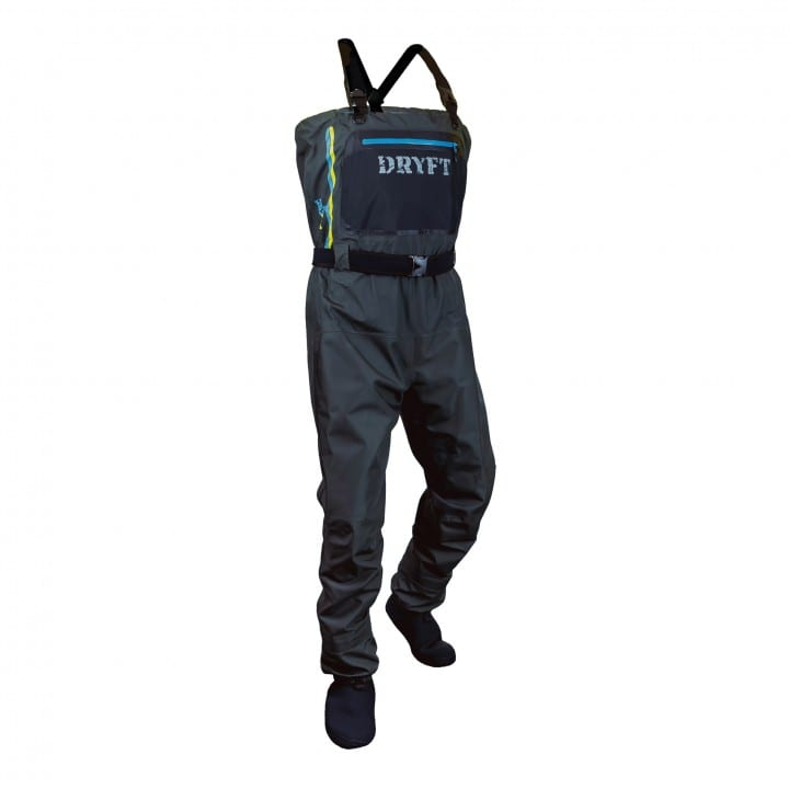 Dryft waders info reviews photos anglers fishing shirts for Fishing waders reviews