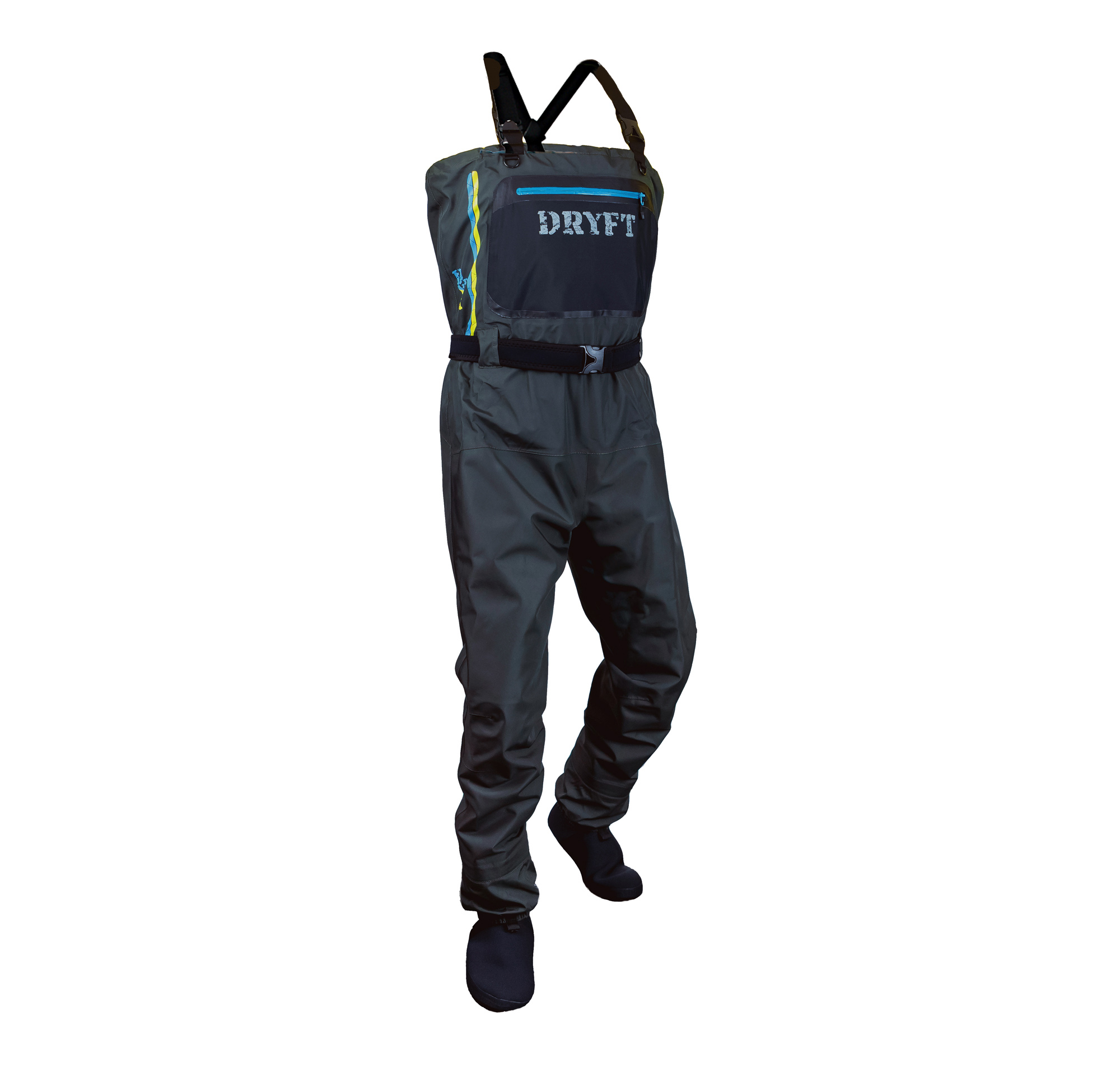 S14 adrenaline wader dryft fishing waders for Fly fishing waders