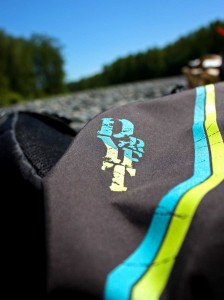 DRYFT Adrenaline wader close-up