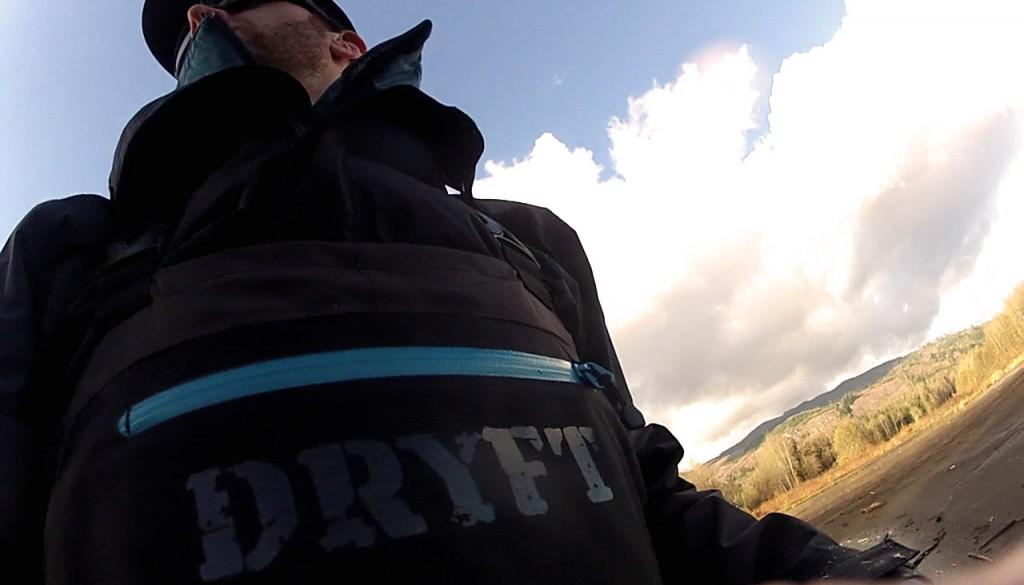 DRYFT Fishing waders