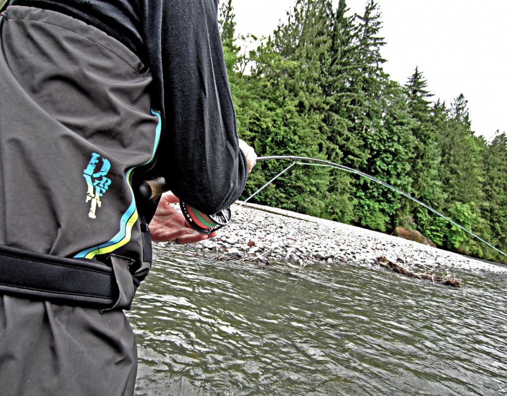 DRYFT adrenaline waders fly fishing