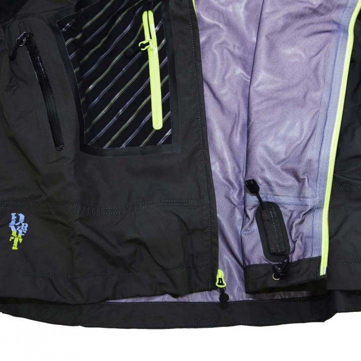 DRYFT Primo wading jacket lower