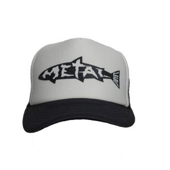 METAL TRUCKER BLACK GREY