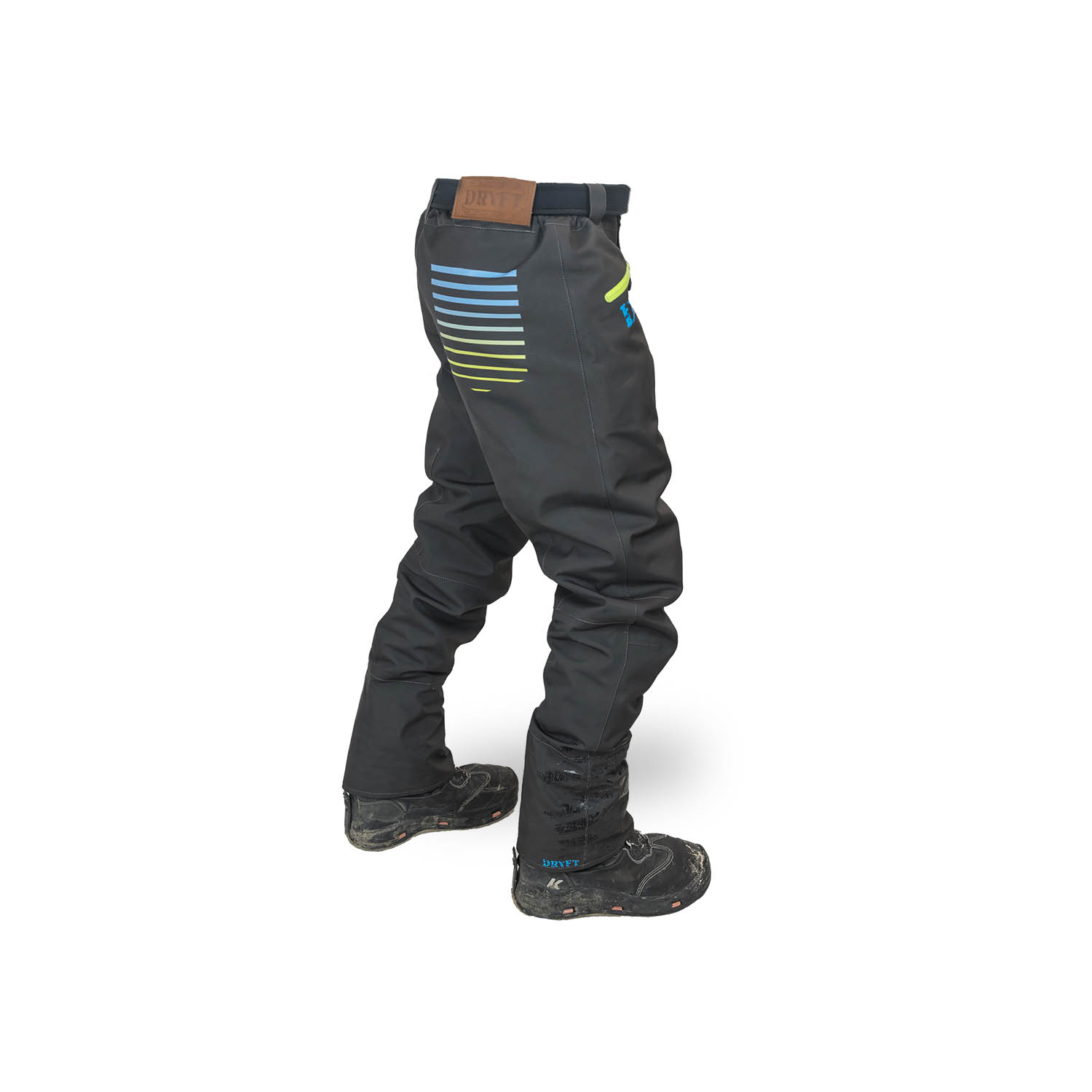 Session wading pants dryft fishing waders for Fly fishing waders reviews