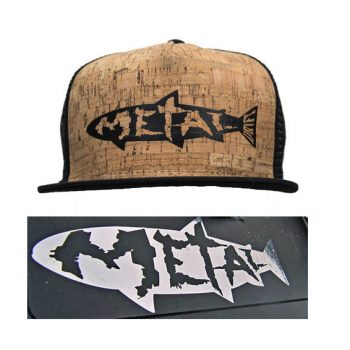 metal on cork hat dryft swag pack